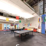 Explore Google Data Center using Street View on Google Map!